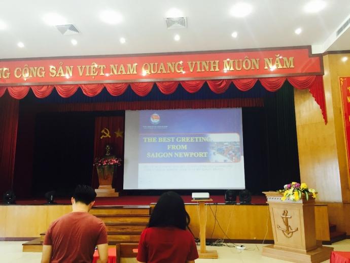 越南物流考察2