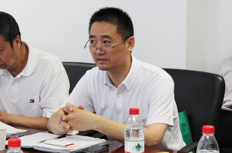 数字城市专业委员会李均华主任