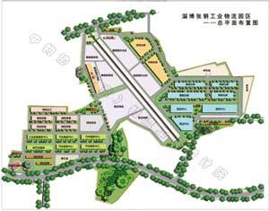 淄博张钢工业物流园区商业策划及可研报告