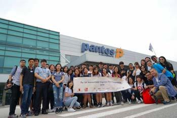 中物协员工赴韩参与国际物流培训交流