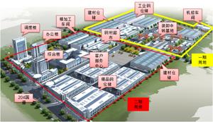 山東日照(華東)國際物流城 項目推介與招商運營案例