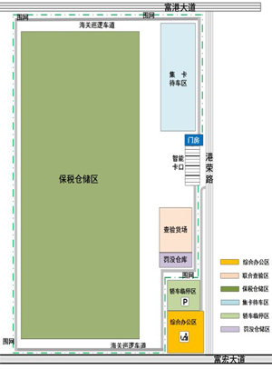 重庆两江保税物流中心(B型)可行性研究