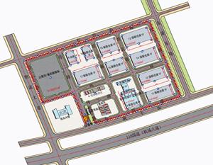 巴彦淖尔保税物流中心(B 型)发展规划及功能布局
