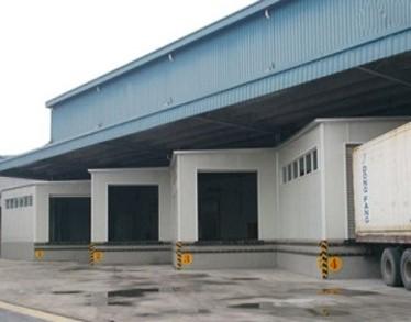 西郊国际农产品交易中心2500吨大型果蔬冷库